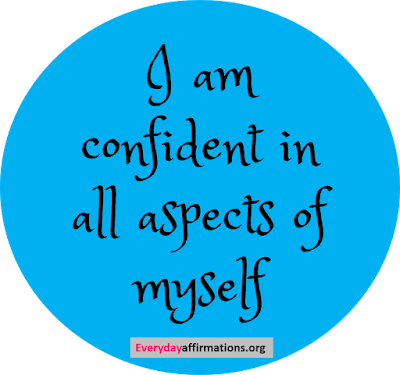Affirmations for Teenagers, Daily Affirmations