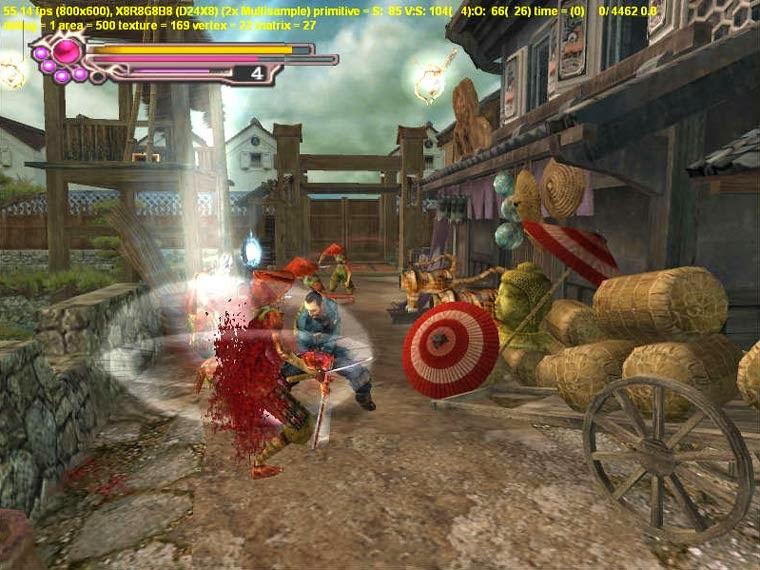 Onimusha 3 demon siege game hellopcgames.