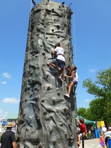 Houston Party Rentals And Family Fun Events Rock Climbing Wall Parties