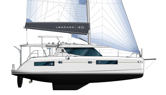 Cruising Boat Designs: Leopard 45 Review