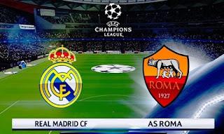مشاهدة مباراة روما وريال مدريد بث مباشر بتاريخ 27-11-2018 دوري أبطال أوروبا