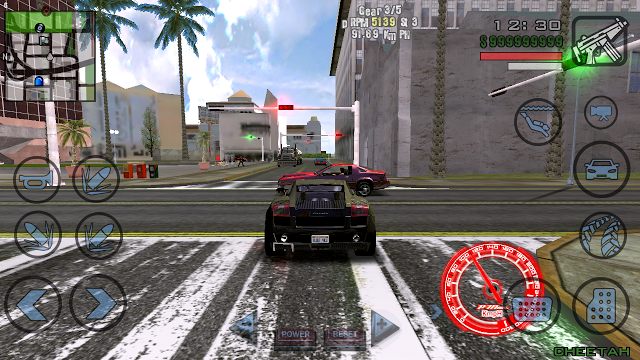 Download GTA-5 Para Android 550 Mb High Compressed