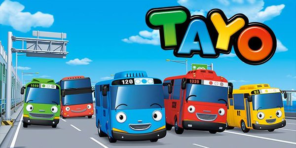 Lirik Lagu Tayo The Little Bus