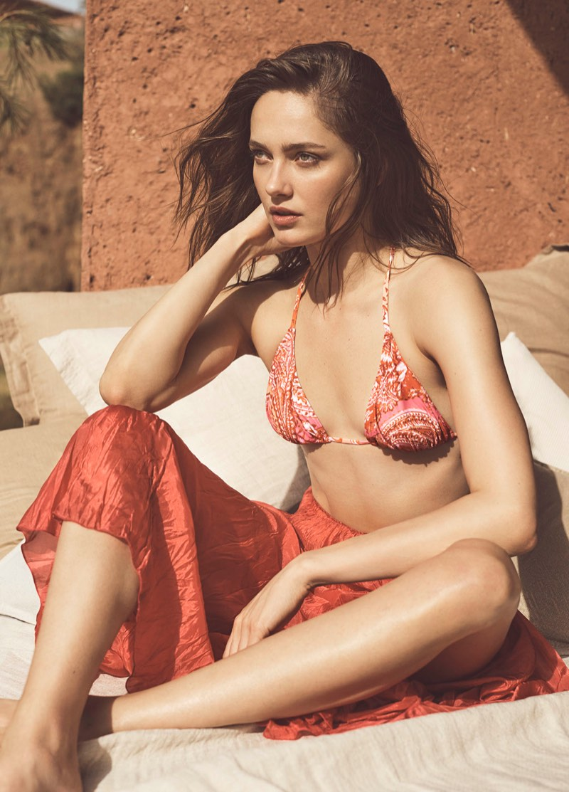 Zara Home Beachwear 2017 Collection