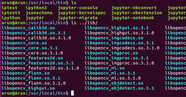 Installing Jupyter Notebook and Suporting Packages | My Ubuntu