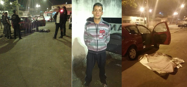 Ladrão morre após tentar roubo contra Guarda Civil no Inocoop em Rio Claro