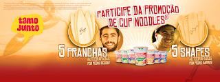 """Promoção """"Cup Noodles"""" 2015"""