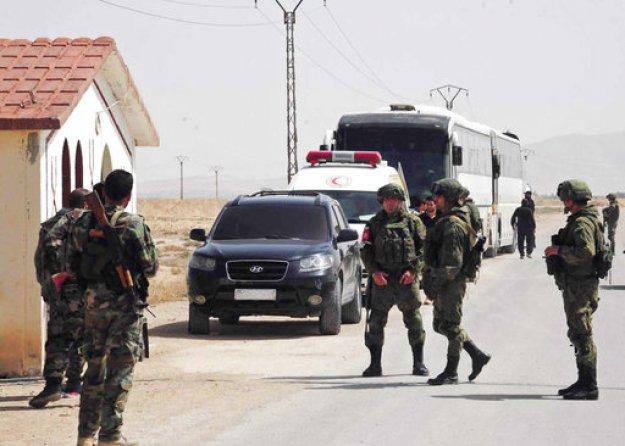 Ρωσία: Οι τρομοκράτες επιστρέφουν από την Συρία και το Ιράκ στην Ευρώπη και την Ρωσία
