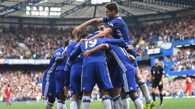 [Video] Cuplikan Gol Chelsea 3-0 Leicester (Liga Inggris)