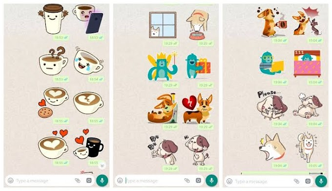 How to download  Whatsapp stickers for iOS and Android