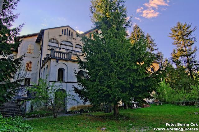 Dvorac Bosiljevo (c) Borna Ćuk