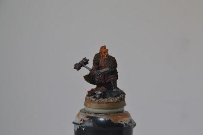 Dáin Ironfoot (WIP) Hobbit SBG