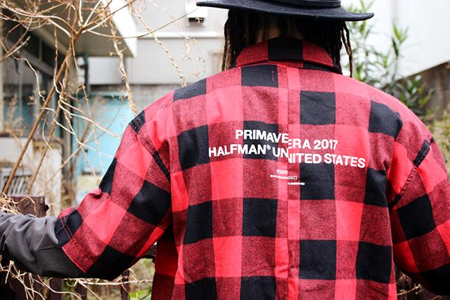 halfman ハーフマン nirvana ニルヴァーナ ニルバーナ