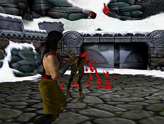 Game Mortal kombat 4 V1.0 MOD Apk ( High Damage )