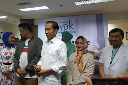 Selamat! Presiden Jokowi Sambut Kelahiran Cucu Kedua dari Kahiyang Ayu dan Bobby Nasution