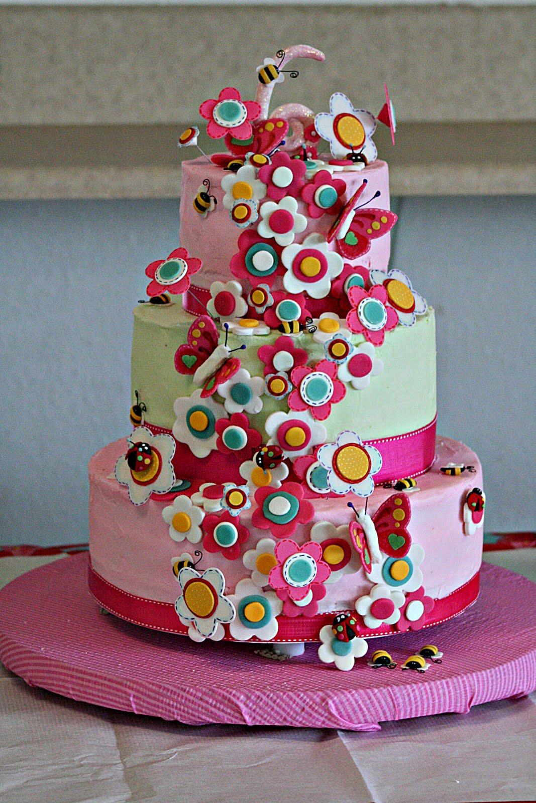 Serendipity Custom Cakes Miss Maiyah S Birthday Cake 2010