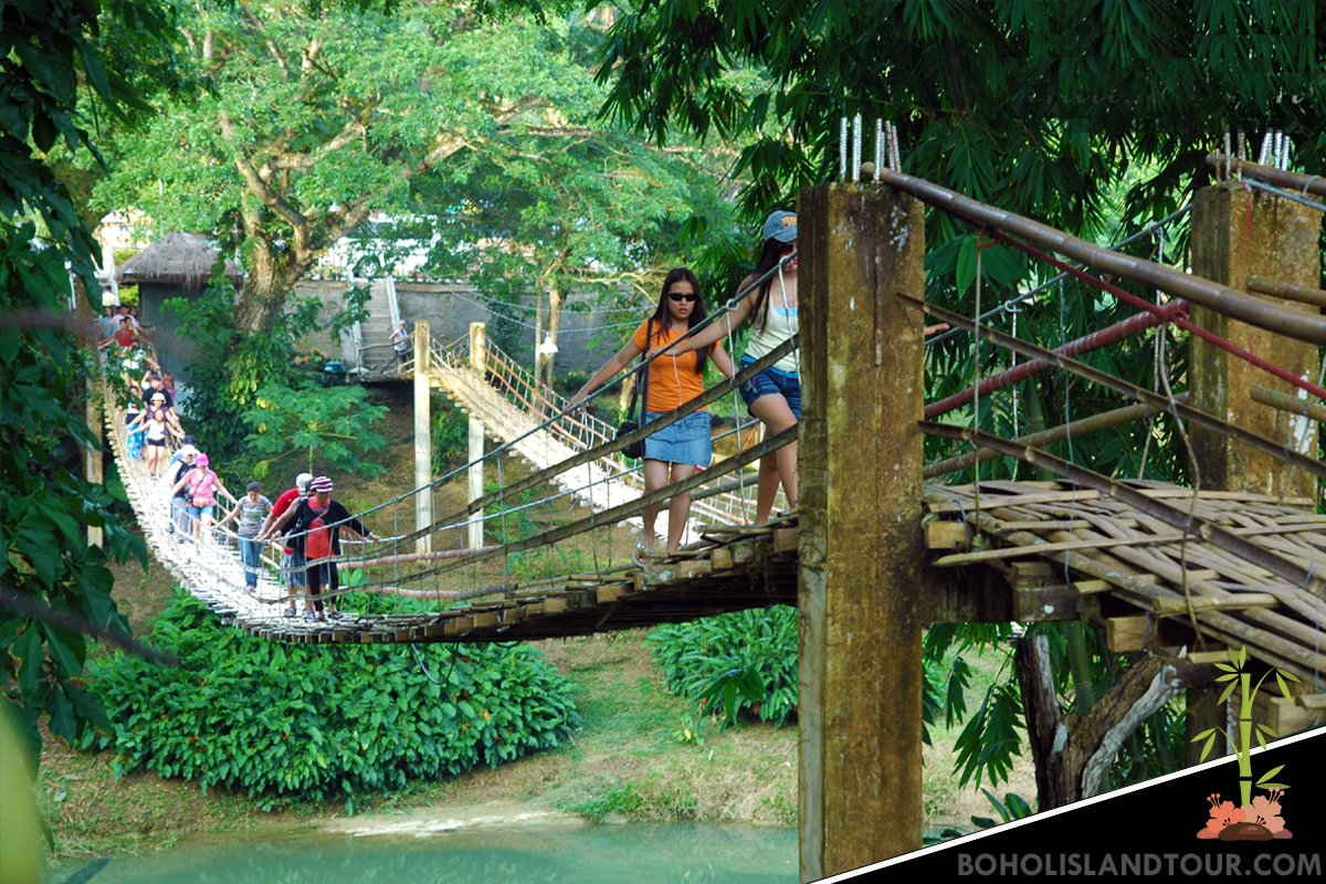 Sipatan Bamboo Bridge