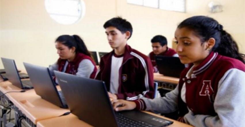 MINEDU: Censo educativo ayuda a mejorar el sector en todo el Perú - www.minedu.gob.pe