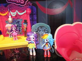 Equestria Girls Mini Toy Fair 2016  Rainbow Dash Rarity