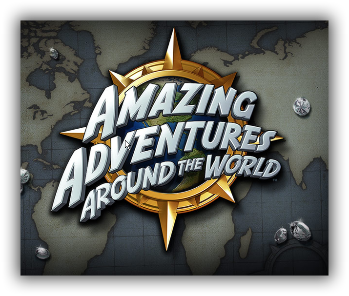 Amazing Adventures Around The World - Katılımsız Oyun