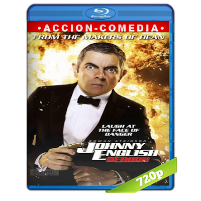 Johnny English 2 Recargado (2011) BRRip 720p Audio Trial Latino-Castellano-Ingles 5.1