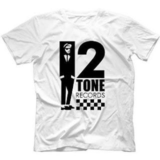 2 Tone Records T-shirt