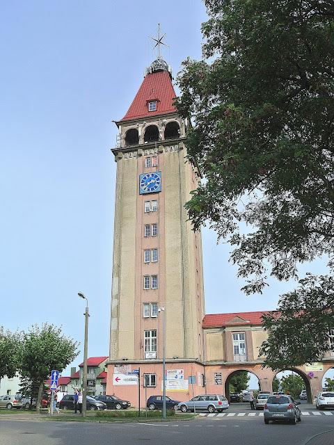 punkt widokowy wieża Władysławowo