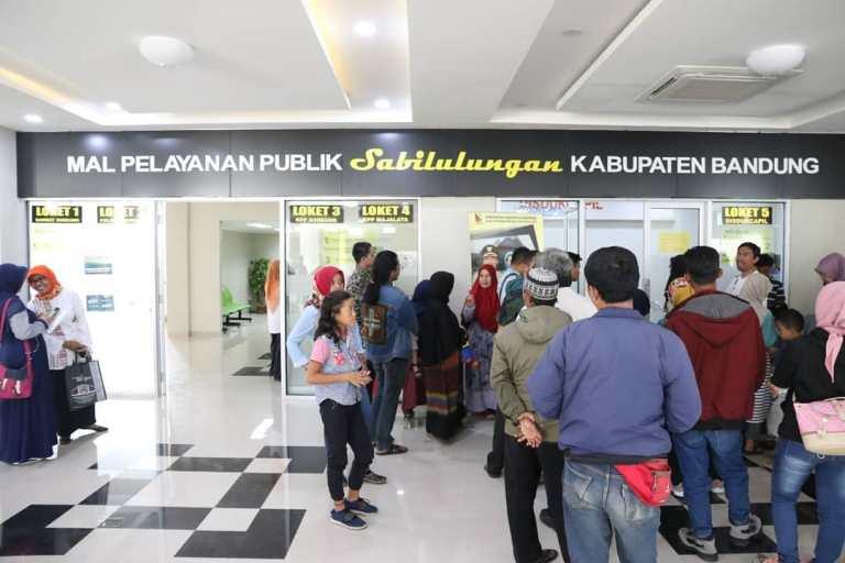 KPP Pratama Soreang Kini Hadir di Transmart Soreang