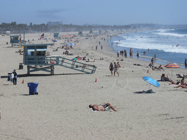 Santa Monica koukku ylös