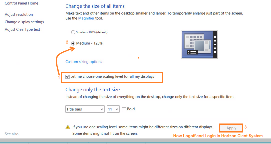 Virtualization The Future: Display Scaling Feature in VMware Horizon