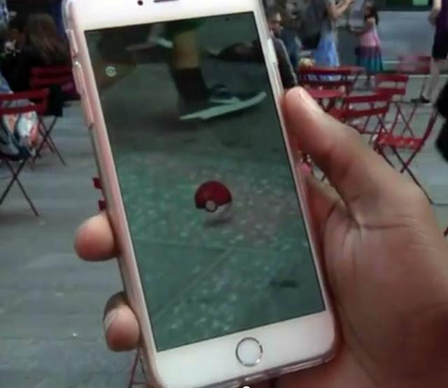 Spesifikasi Smartphone Agar Bisa Memainkan Game Pokemon Go