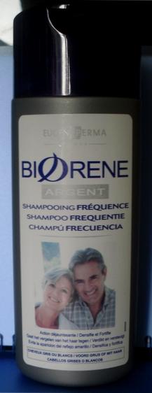 shampooing éclaircissant dessange
