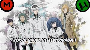 ▷ Descargar Tokyo Ghoul re Temporada 1 ✅ [12/12] [1080HD | 720P] [Sub Español] [MEGA-MEDIAFIRE-TORRENT]