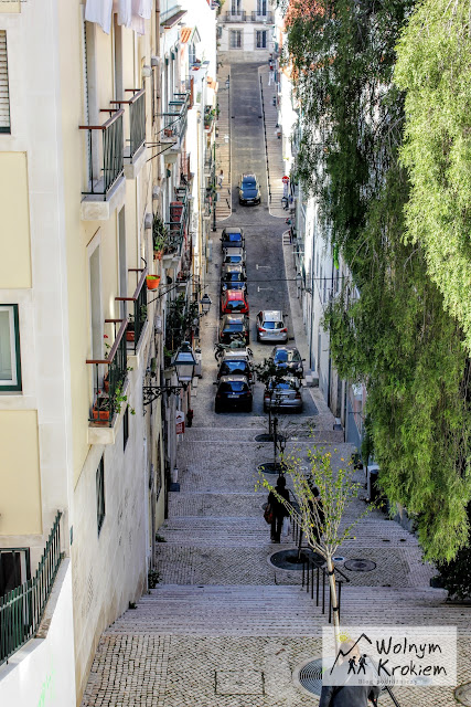 Uliczki Lizbony