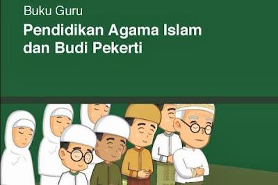 Buku pelajaran agama Kurikulum 2013 ini dapat didownload secara gratis