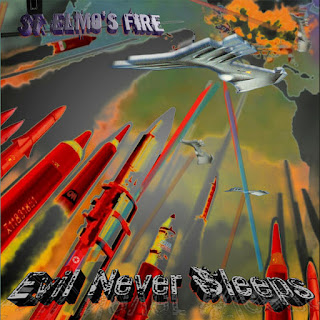 "St. Elmos Fire - ""Hammer"" (video) from the album ""Evil Never Sleeps"""