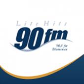 Rádio 90 FM Lite Hits 90,5 - Blumenau / SC