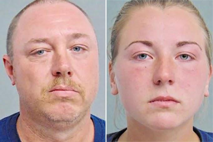 Pareja arrestada en suburbio de NY por relaciones sexuales con  perro delante de la hija del hombre