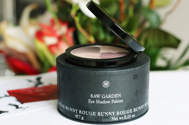 rouge bunny rouge raw garden palette new