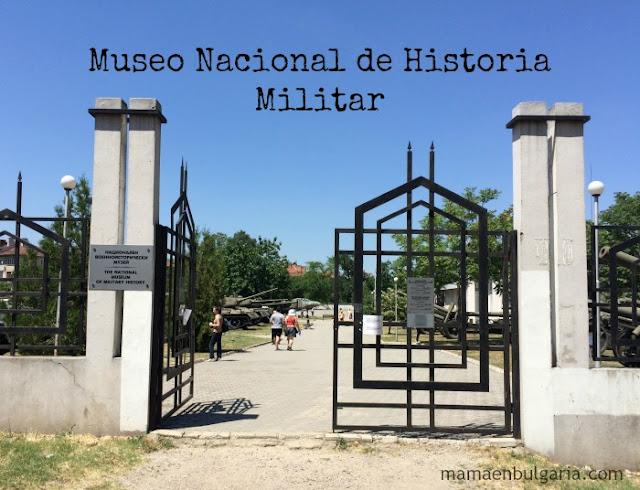 Museo Nacional de Historia Militar Sofía Bulgaria