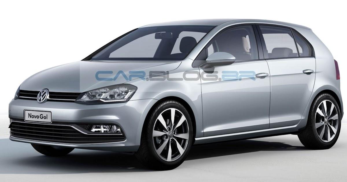 Novo VW Gol 2016: lançamento é antecipado para abril