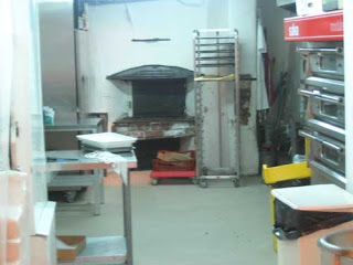 Original Oven At Jacka Bakery