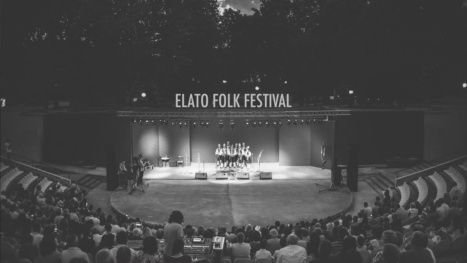 Elato Folk Festival 2016
