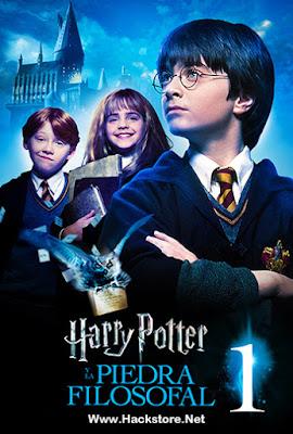 bajar Harry Potter y la Piedra Filosofal gratis, Harry Potter y la Piedra Filosofal online