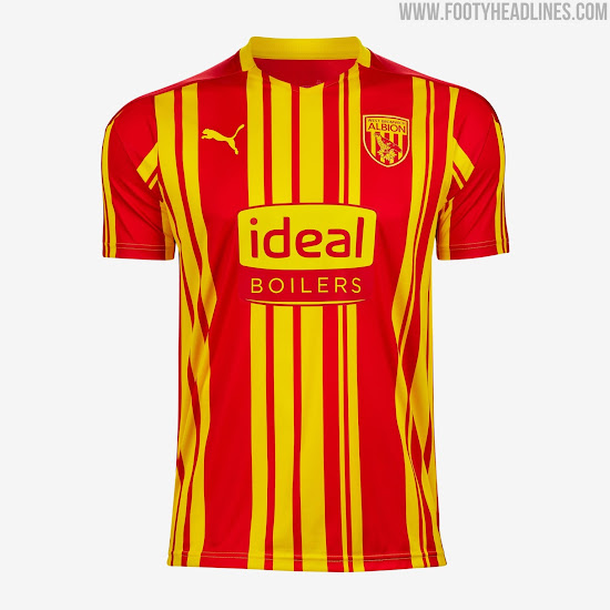 West Bromwich Albion 20 21 Third Kit Released Footy Headlines