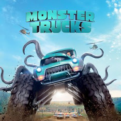 Poster Monster Trucks 2016