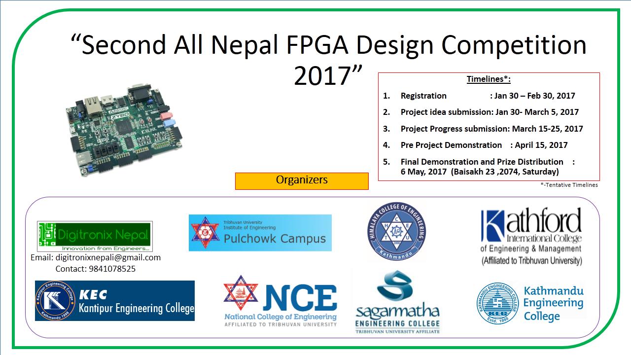 Digitronix Nepal: FPGA Development
