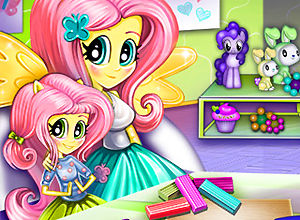 Manualidades con Fluttershy