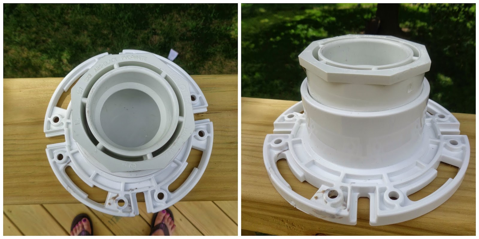 It's My Life: My Weekend Project: A PVC Camping Lamp Post ...