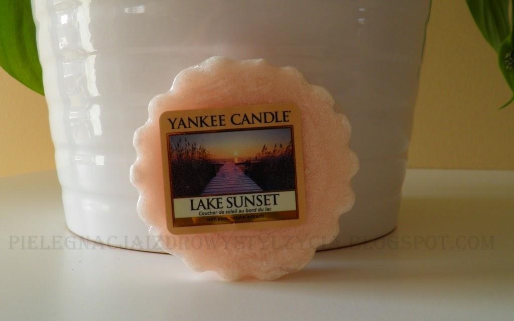 Yankee Candle: Honey Blossom i Lake Sunset